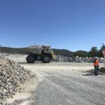 Mt Rawdon Mine Tour